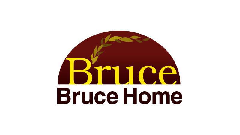 ブルースホームのロゴ