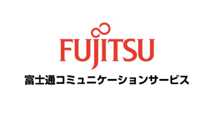 富士通コミュニケーションサービスのロゴ