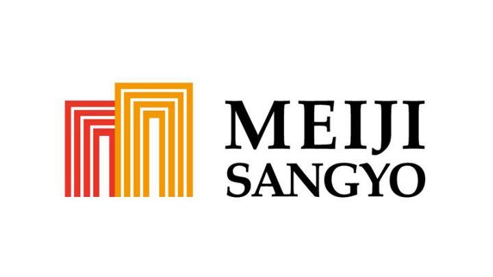 明治産業のロゴ